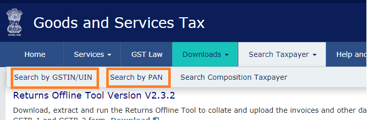 gst-search-by-name